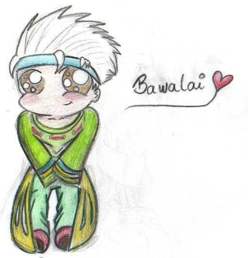 Chibi Bawalai by Marik_and_Bakura_lover