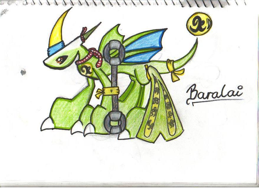 Baralai Aeonite by Marik_and_Bakura_lover