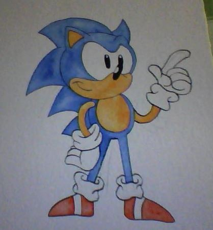 Just Sonic by Marilyn