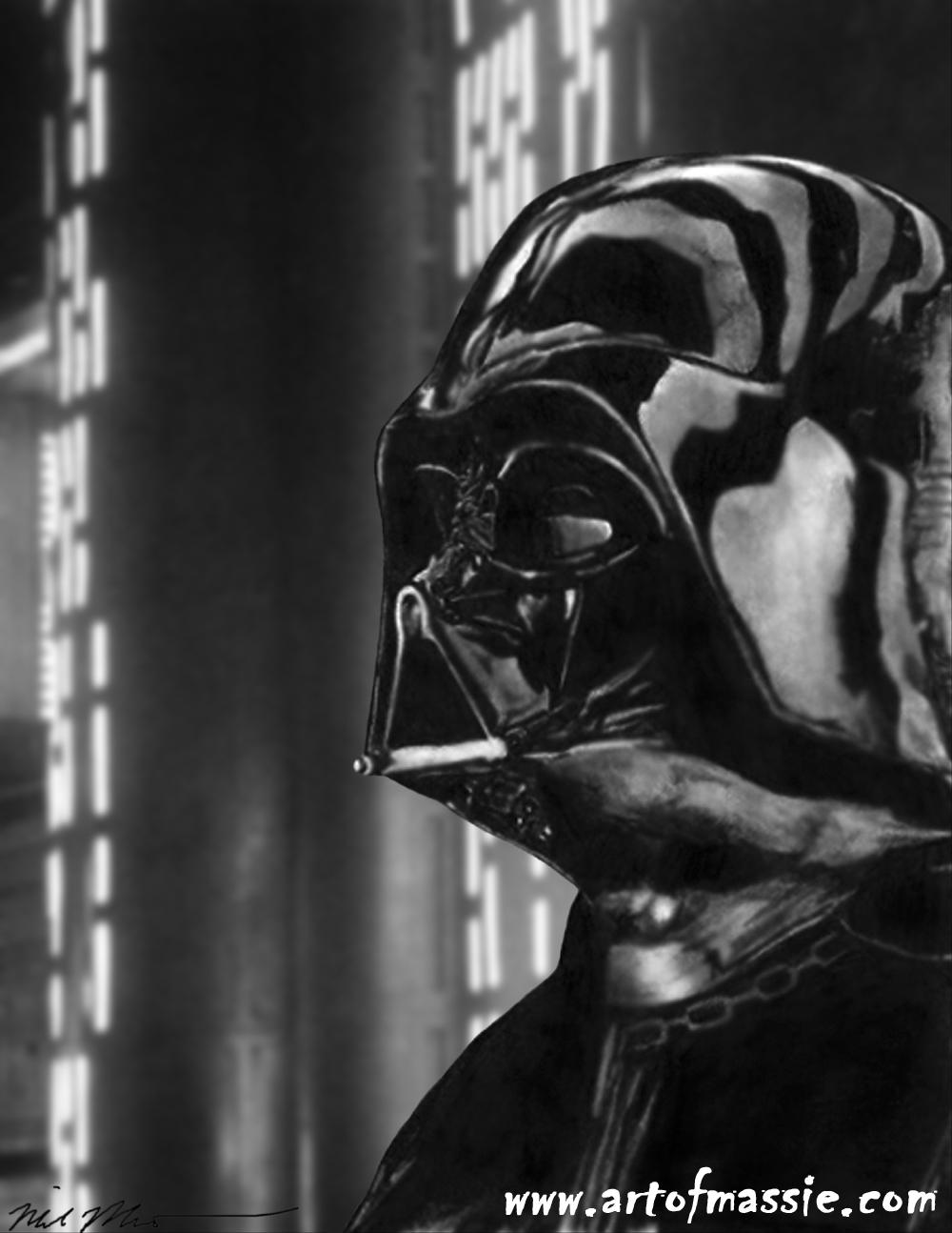 Darth Vader by MassiepieceTheater