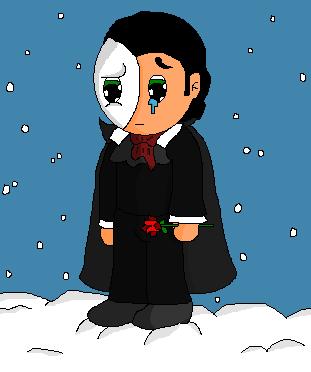 chibi phantom (my first chibi) by Mat_monster_2000