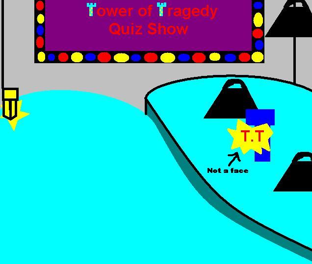 Tower of Tragedy Quiz Show by MechaSonic43