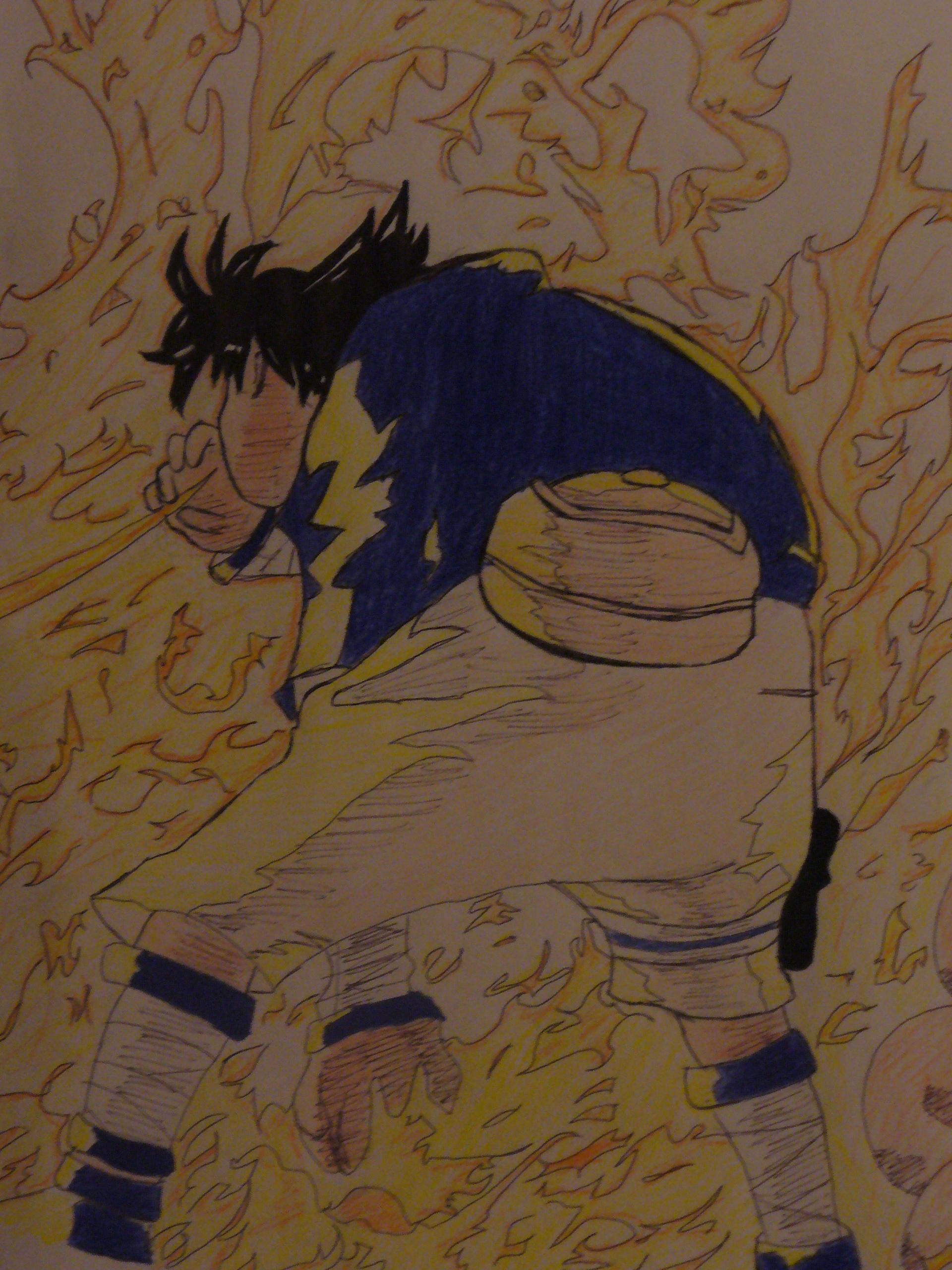 Fire Style Jutsu! by MeemoeGirl