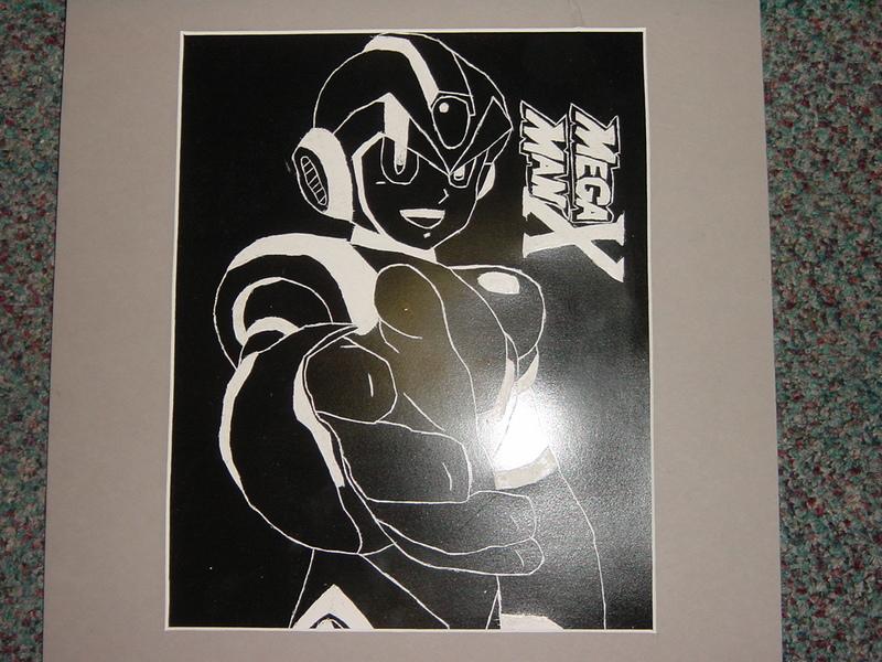 Megaman X by MegaSabitaCross4424