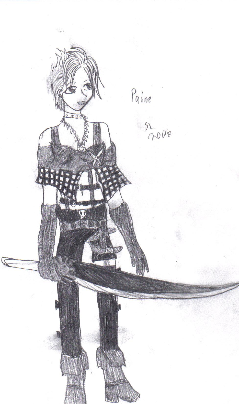 Paine by Meisaroku