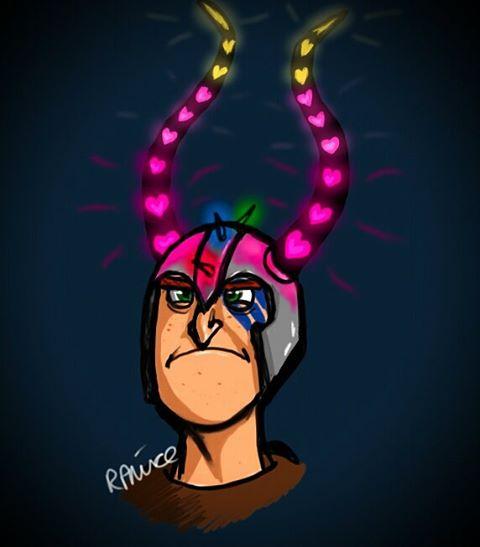 Dagur - In Neons by MeltyCat