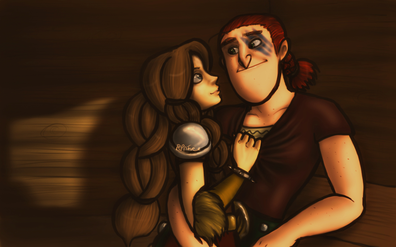 Dagur and Rae - At The End Of The Day V1 by MeltyCat