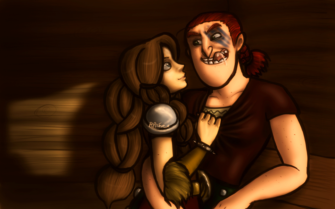 Dagur and Rae - At The End Of The Day V2 by MeltyCat