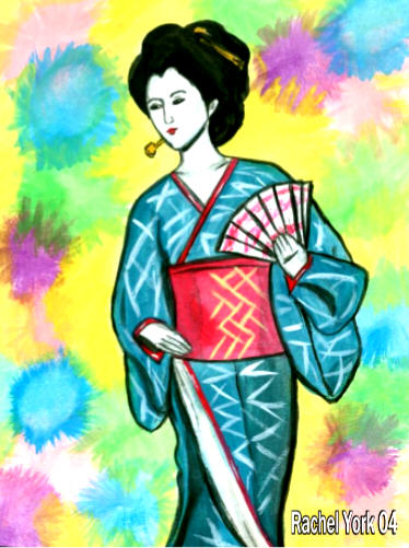 Geisha by MercyfulQueenDiamond