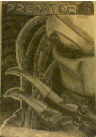 Thee Predator by MerryBrandybuck