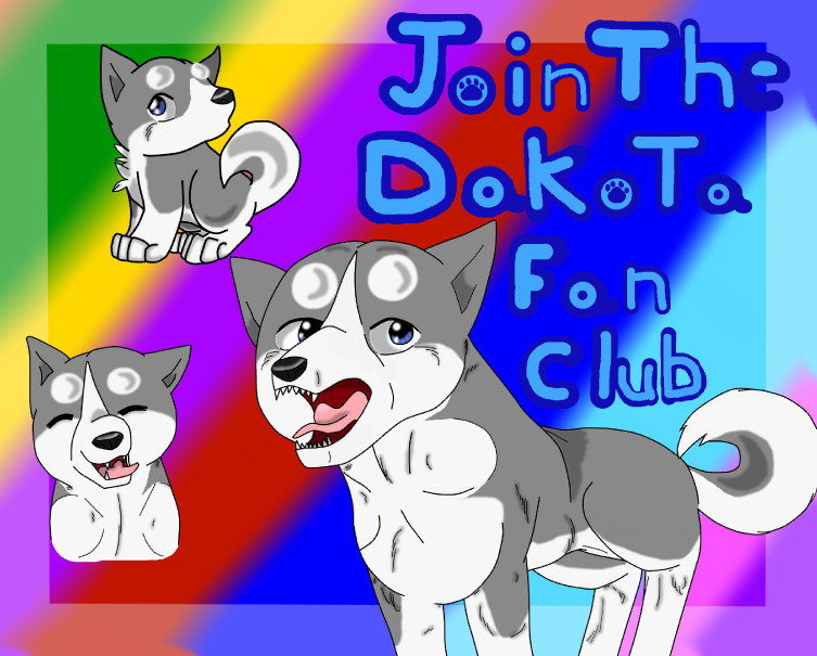 Join the Dakota Fan club pwease^^ by MetaKnight56