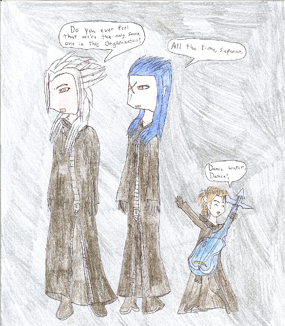 Aren't we sane Saix? by Mewtwo13