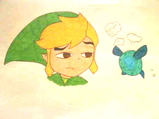 Link by MiaHinasakie