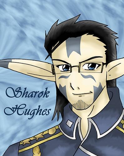Sharok Hughes by Midnight_Chaos