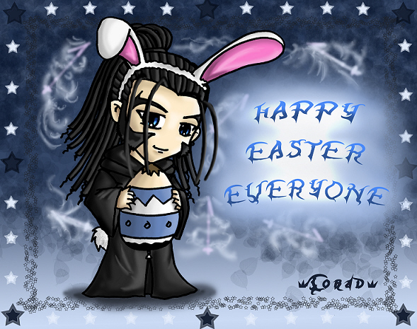 Happy Easter by Midnight_Chaos