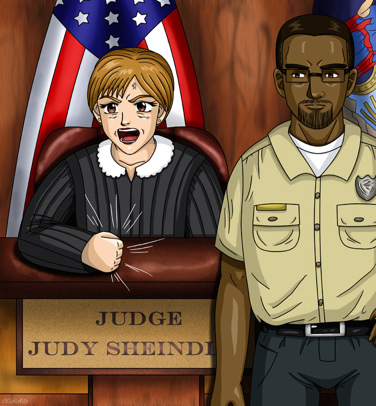 Judge Judy by Midnight_Chaos
