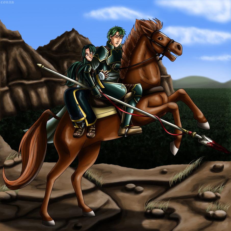 The Mountain Ambush by Midnight_Chaos