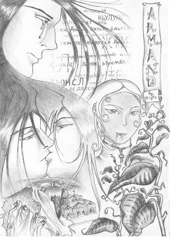 Armand by Migla