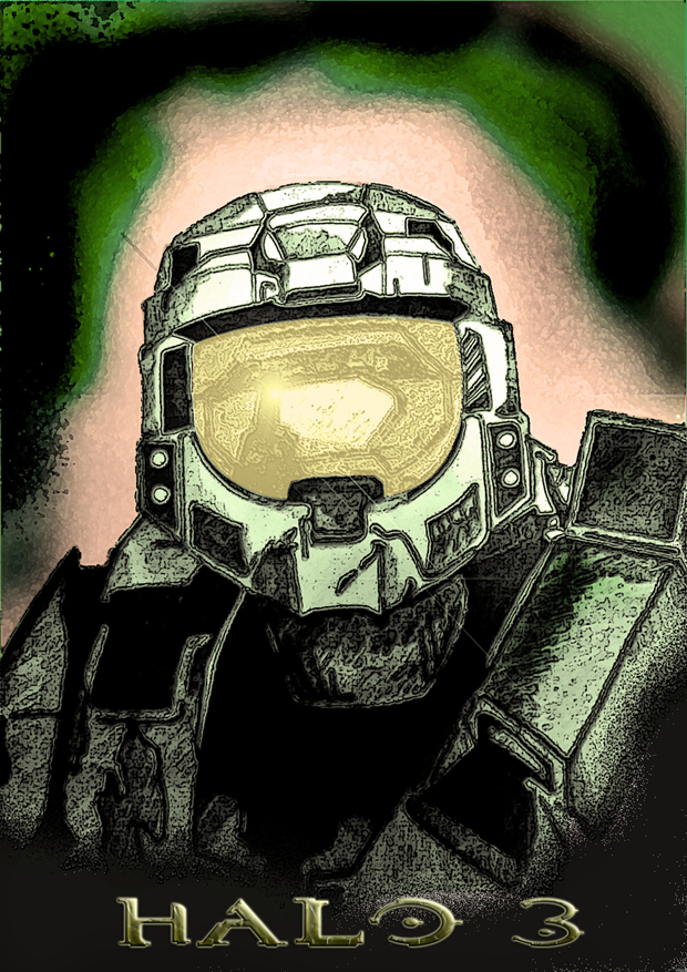 Master Chief by Mirra17