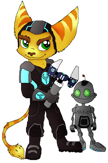 Ratchet and Clank I by Miserlyy