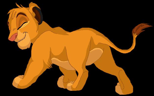My First Simba by MissyTheUnicorn