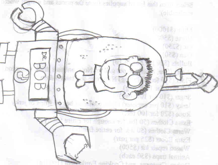 Bob by Mister_Me
