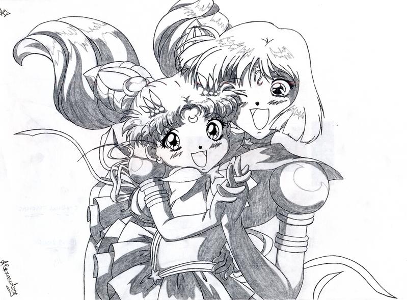 Eternal Friends by MistyQue