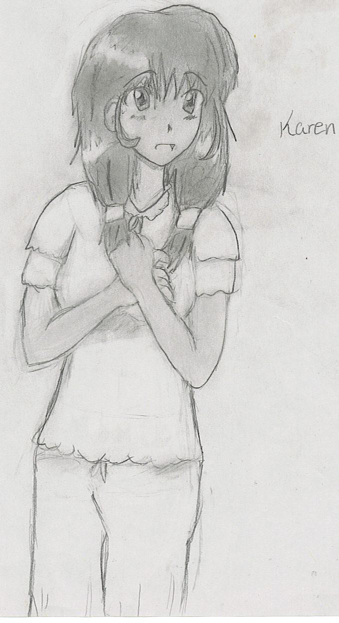 Karen by MitsukaiOkeruOozora
