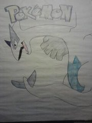 Lugia by Mollyjl_18