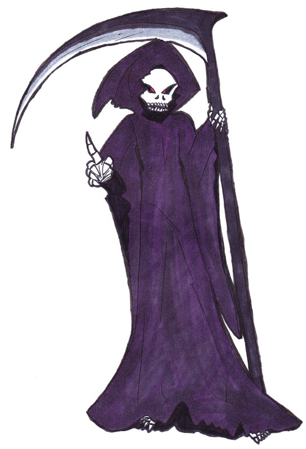 Cool Reaper by MomoRyu