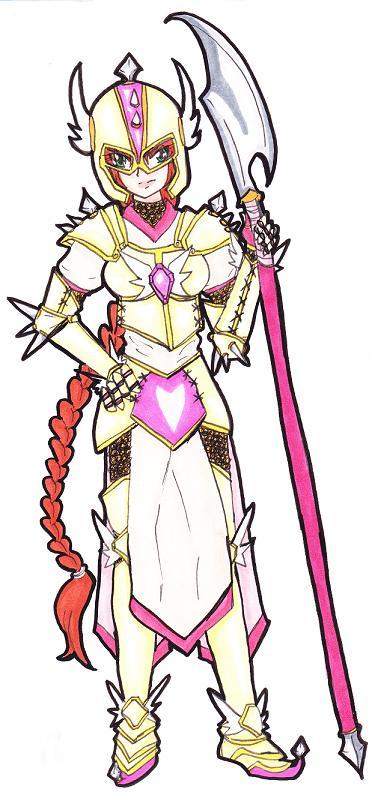 European Knight by MomoRyu