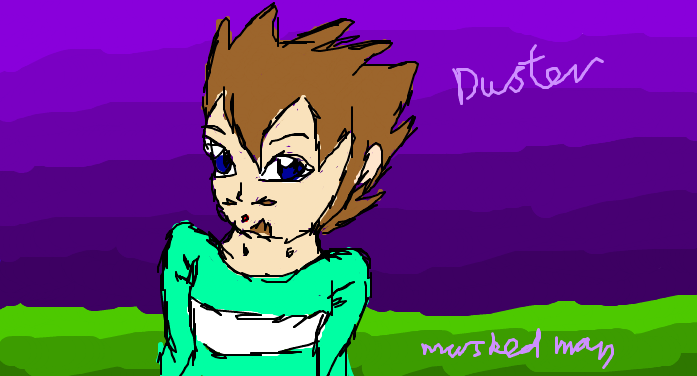 Iscribble> Duster by MonsterCandy