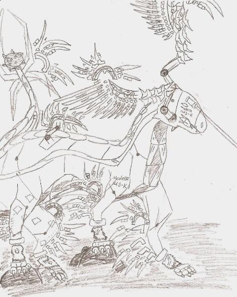 Mecha-Dragon by Morpher