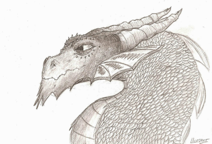Dragon #6 by Morpher