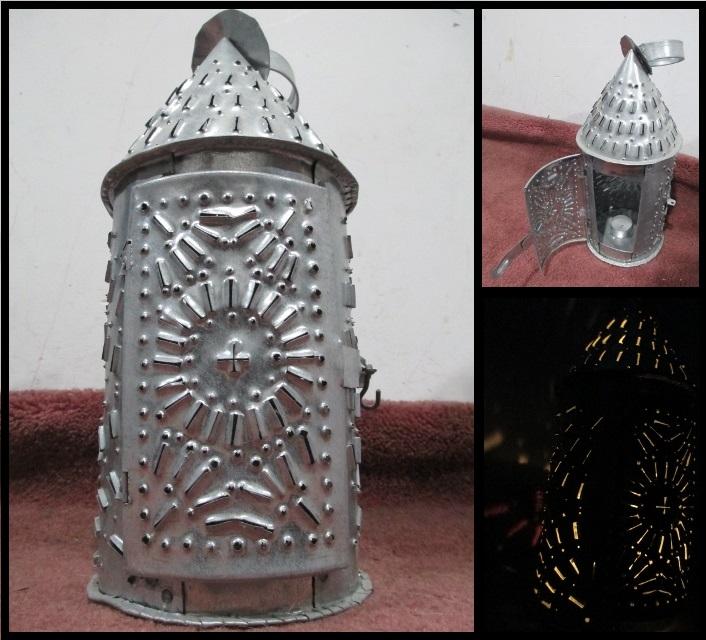Metal Lantern by Morpher