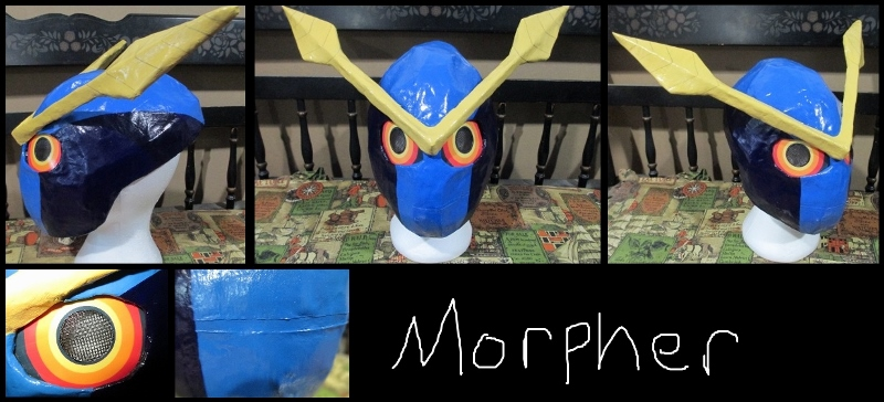 Sukuna Hikona - Mask - Cosplay by Morpher
