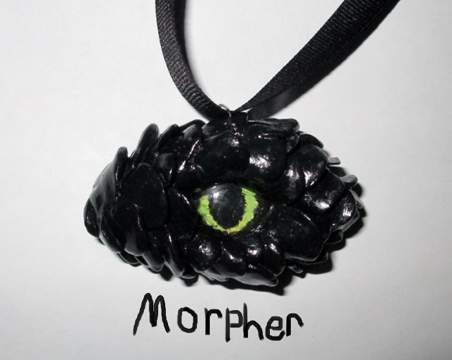 Dragon Eye Pendant by Morpher