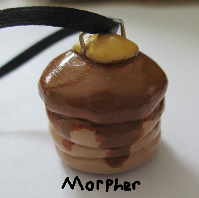 Pancake Charm by Morpher