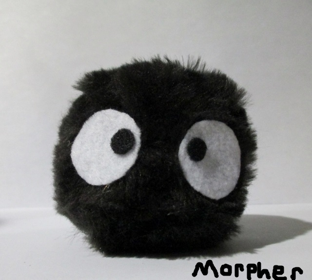 Soot Sprite Plush by Morpher