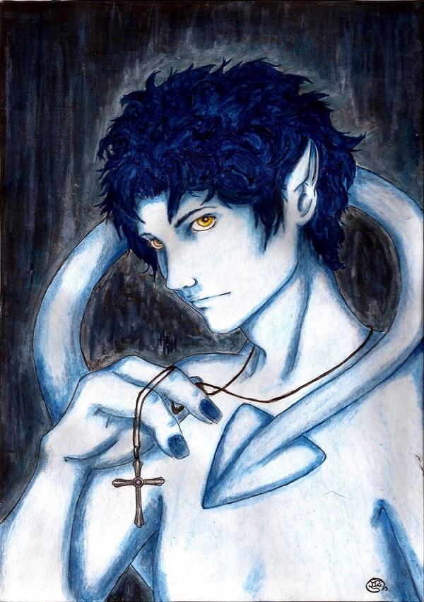Nightcrawler by Morrigain
