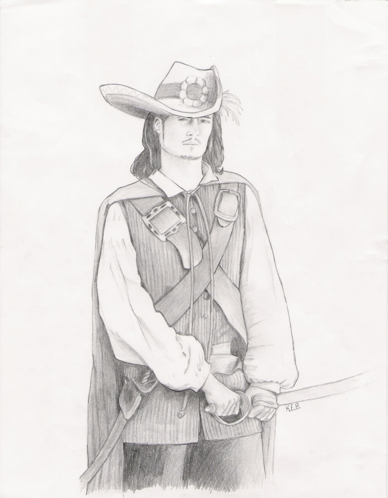 Orlando as Will Turner by MountainLilly