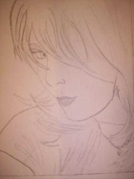 Raquel(my Girlfriend) by MrEight