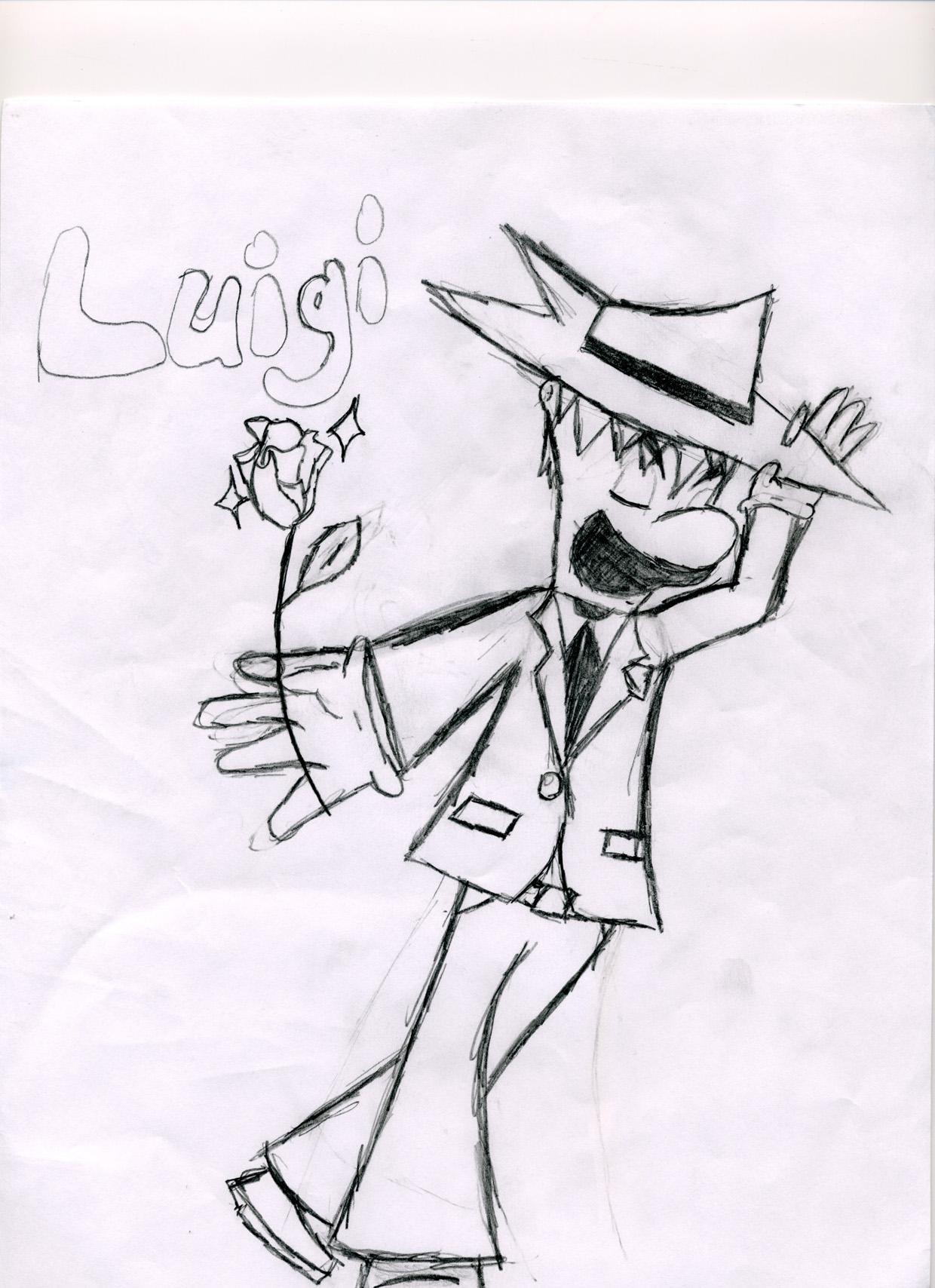 Luigi! by MrLfreak