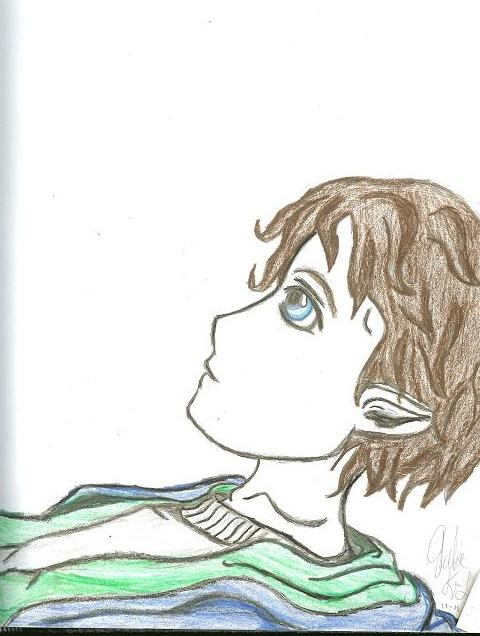 Elf Elijah Wood by Mrs_Sanji