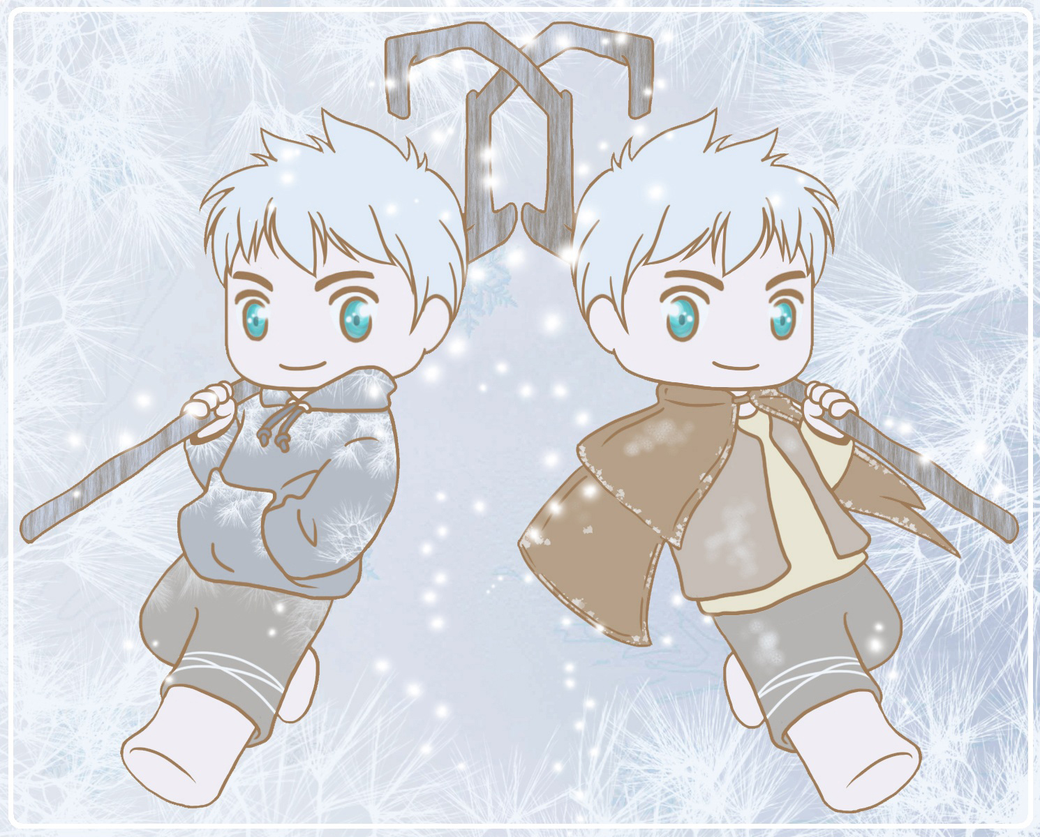 Jack Frost Now and The by MugenMusouka