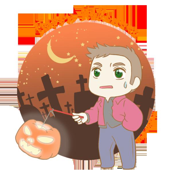 Halloween : Dean by MugenMusouka