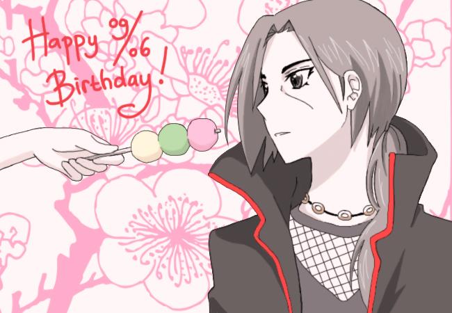 Happy Birthday Itachi by MugenMusouka