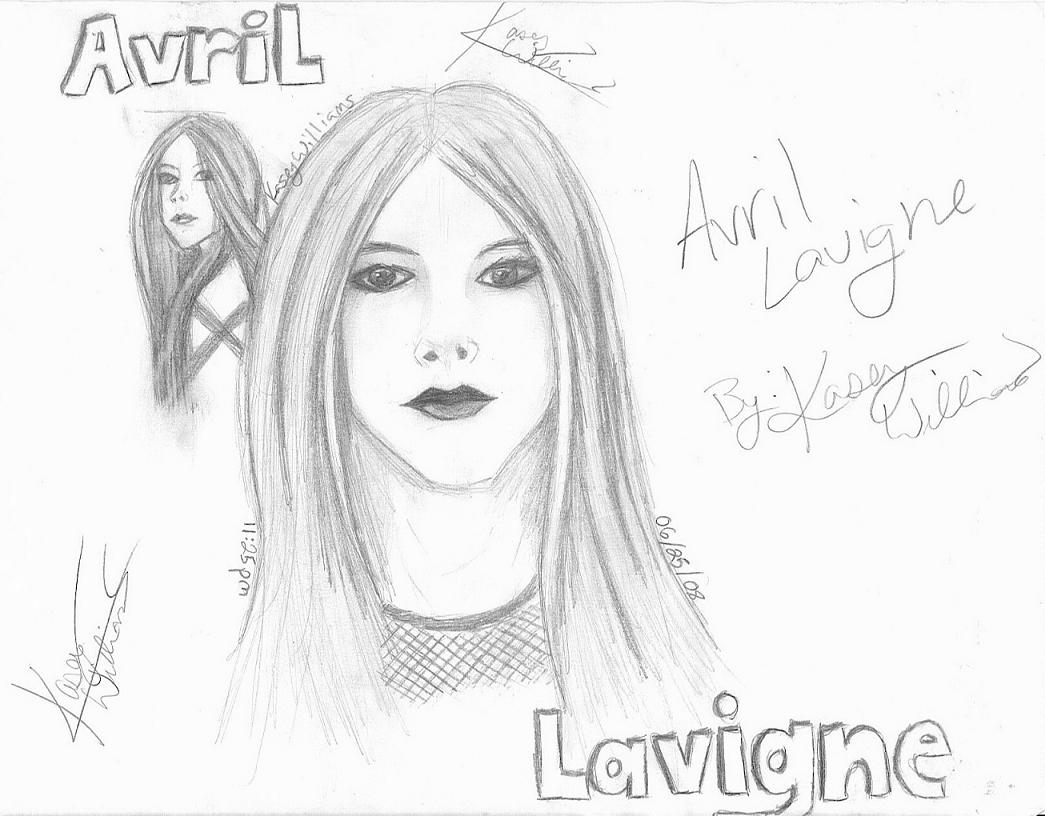 Another Avril Lavigne by My_Haunted_Heart_01