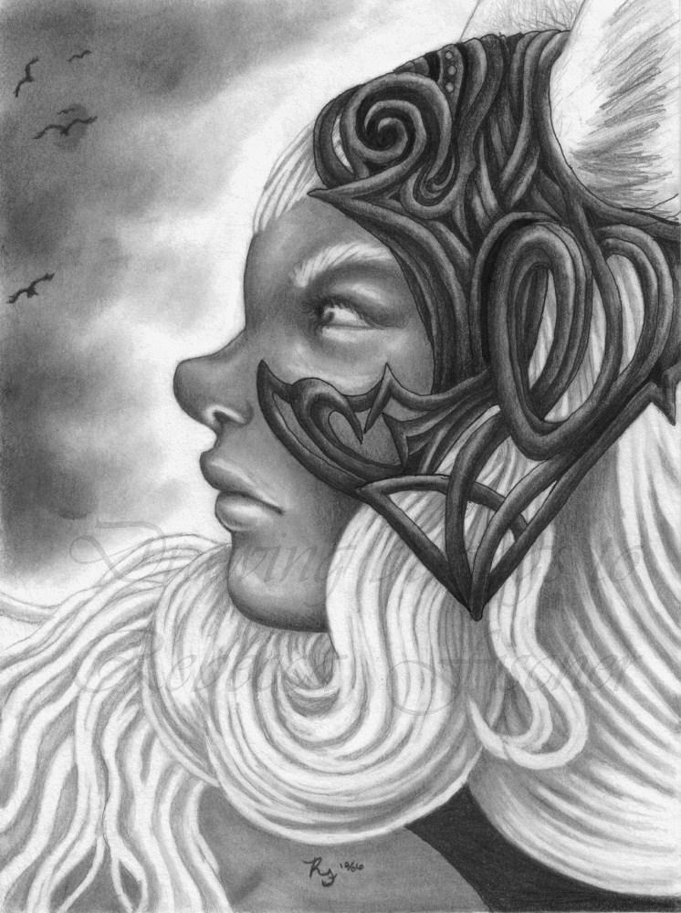 Fran FFXII by MysticSaige