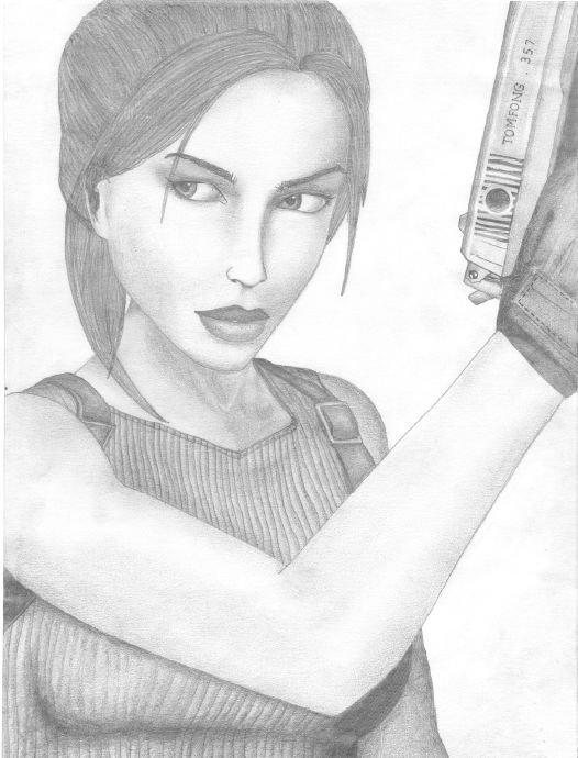 Lara by madamlaracroft